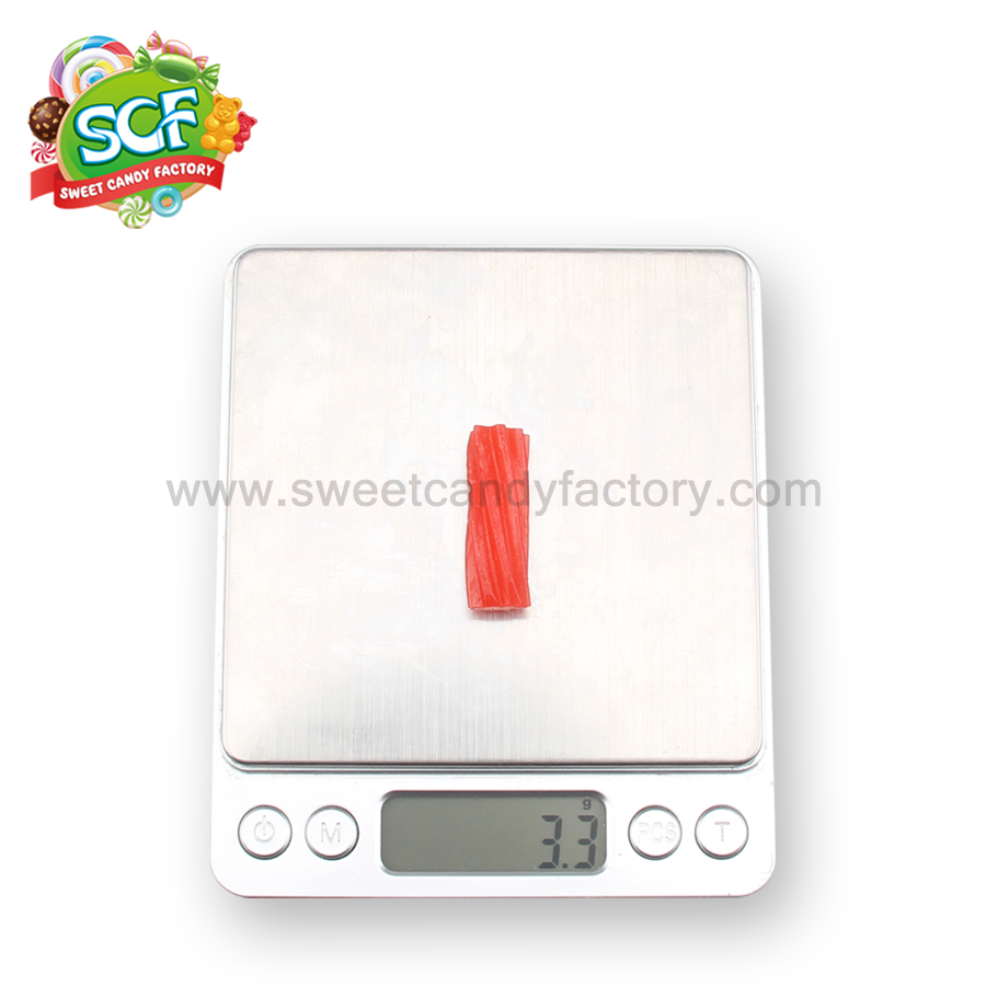 licorice rolls liquorice candy made by ExtruGroup machine from China candy manufacturer-sweetcandyfactory